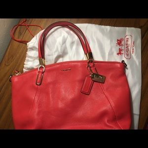 NWOT Coach Madison small Kelsey bag